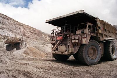 Rio Tinto mine (credit: Rob Huibers / Panos)