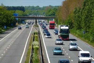 M2 motorway (Gareth Simkins)