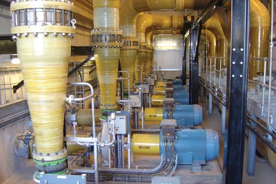 Thames Water's Becton desalination plant