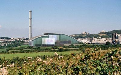 SITA's incinerator, Cornwall