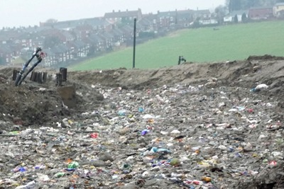 Local residents complain of foul odours after Biffa's Houghton Quarry landfill was left uncovered