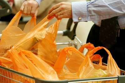 Northern Ireland is considering a tax on single-use plastic bags