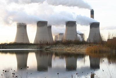 Drax power station, North Yorkshire (courtesy of Drax)