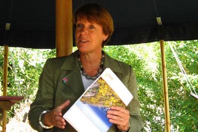 Caroline Spelman introduced the biodiversity strategy
