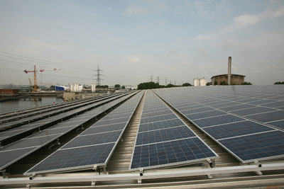 Water companies have been slow to invest in renewable energy