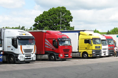 Fuel saving is a primary consideration for HGV operators (photo: Whatlep CC-BY-SA-2.0 via Wikimedia Commons)