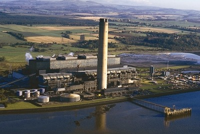 Scottish Power's Longannet plant near Stirling (picture: Scottish Power)
