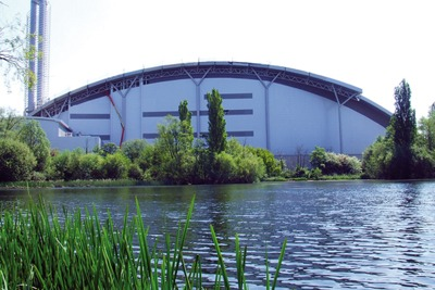 Lakeside incinerator at Colnbook near Slough