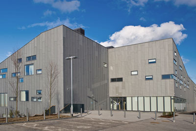 SEPA's new Inverdee House office in Aberdeen has achieved a BREEAM rating of 'excellent' (photo: SEPA)