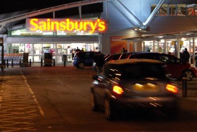 Sainsbury's store (photo: Michael Taylor CC-BY-SA-3.0)