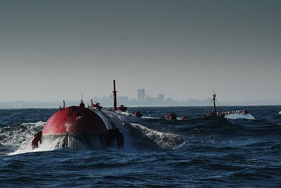 Pelamis has been awarded a site to install its wave energy device off the coast of Lewis