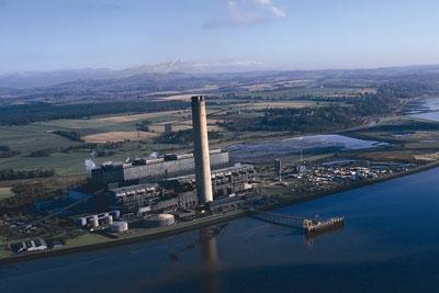 Scottish Power's Longannet plant near Stirling (picture: Scottish Power)