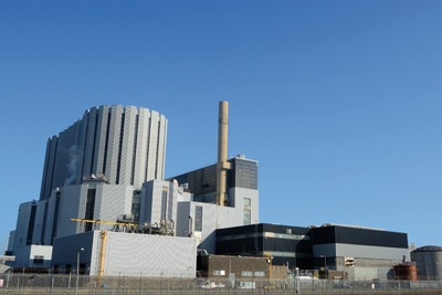 EDF's Dungeness nuclear power plant