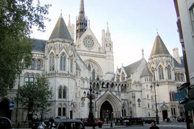 Royal Courts of Justice, London (picture: Wikimedia Commons)