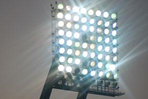 Stadium lights (picture:dreamstime)