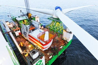 Offshore wind developers would have confidence in their market to 2030 under the Commission's plan (photo: REpower Systems/Jan Oelker)