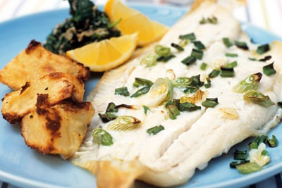 Whitehall plaice is not on MSC's 'to eat' list (picture: Bon Appetit/Alamy)