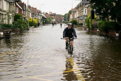 Oxford flood 2007 (picture: John Barker)