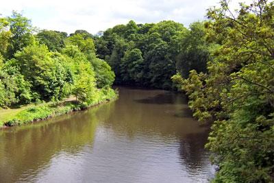 English river