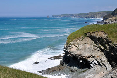 Cornwall coast, England (picture: Dietrich Krieger (CC-BY-SA 3.0-2.5))
