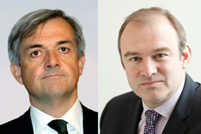 Chris Huhne replaced as climate secretary by Ed Davey