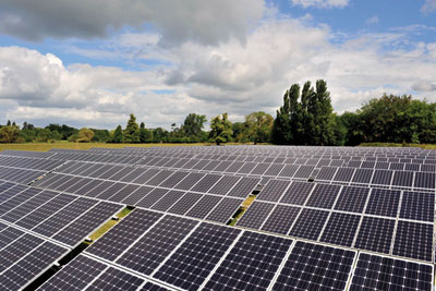 DECC has upped its forecast for solar panel installations (photo: Solar Century)