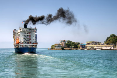 Sulphur in marine fuels is currently limited to 3.5% (photo: International Maritime Organization)