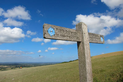 The South Downs Way Ahead is one of 12 new NIAs in England (photo: Simon Evans)