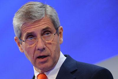 Sir Stuart Rose, Sir Stuart Rose, former chairman and chief executive of Marks & Spencer (photo: CBI)