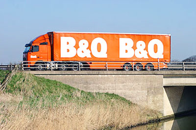 B&Q's own-brand topsoil product contains 39% peat (photo: Martin Loader CC-BY-SA-2.0)