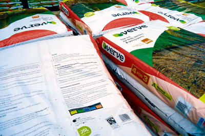 B&Q's new supplier is adding peat to its 35-litre bags of Verve topsoil