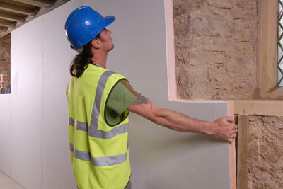 The Green Deal energy efficiency scheme is due to launch in October (photo: National Insulation Association)
