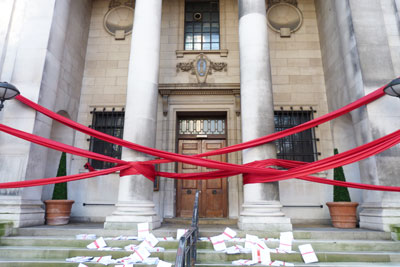 The government says its Red Tape Challenge is aimed at reducing the 'real damage to our economy' posed by the growth of regulations (photo: DCLG)