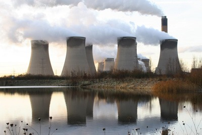 Drax is the UK's largest coal-fired power station