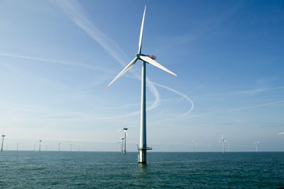 Energy firms say the changes could affect investment in renewables, such as offshore wind (photo: Dong)
