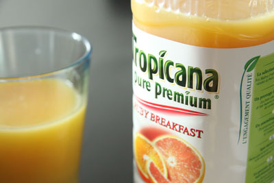 The carbon footprint of Tropicana orange juice was analysed to help inform the new method (photo: Houang Stephane CC BY 2.0)