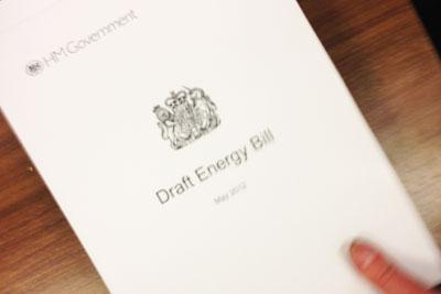 Draft energy bill