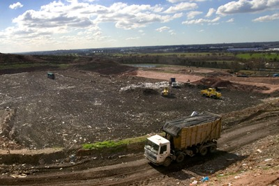 A new briefing paper clarifies tax treatment of rocks and soil sent to landfill (picture: Sita)