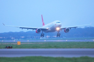 Virgin Atlantic has criticised the lack of airport capacity in south-east England (photograph: Virgin Atlantic)