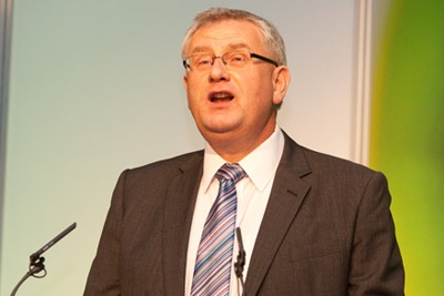 Steve Lee, CIWM's chief executive