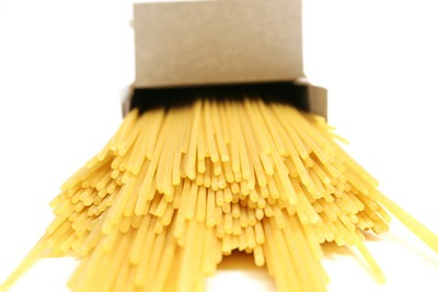 Recycling food packaging is a potential source of mineral oils found in food (Photograph: Andi Berger, Dreamstime.com)