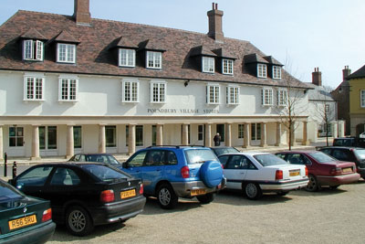 Poundbury is building an AD plant (photo: Marilyn Peddle CC BY 2.0)