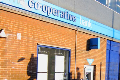 The Cooperative Bank provided the most debt by number of deals (photo: Michael Szpakowski CC BY 2.0)