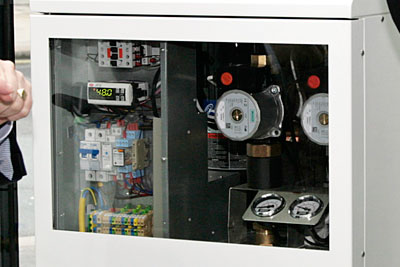 Sainsbury's is installing ground-source heat pumps in 100 stores (credit: BIS)