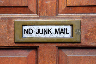 A deal to reduce unwanted household mail has stalled (credit: Rupert Ganzer CC BY-ND 2.0)