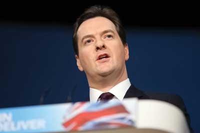 George Osborne.Credit: Conservative Party