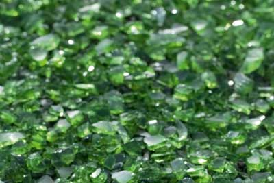 Recycled glass. Credit: Darren Falkenberg/ Dreamstime.com