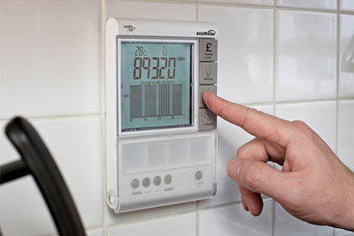 ecoMeter smart meter: Consumers could lose the benefits of smart meters if they switch to energy suppliers unable to support the technology