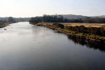 River Towy Ffairfach, near Llandeilo (photograph: Ruth Sharville, CC by SA 2.0)
