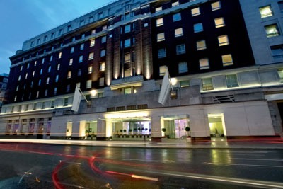 The Carbon Trust Standard covers all Guoman hotels, including the Cumberland